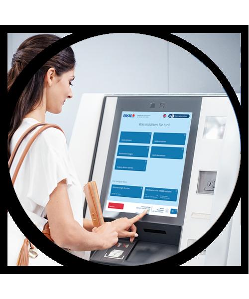 SB Erste Bank Keba ATM