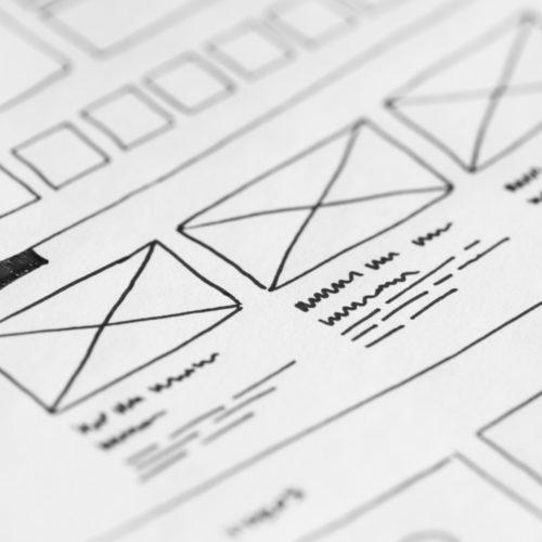 Rapid Prototyping Konzeptskizzen