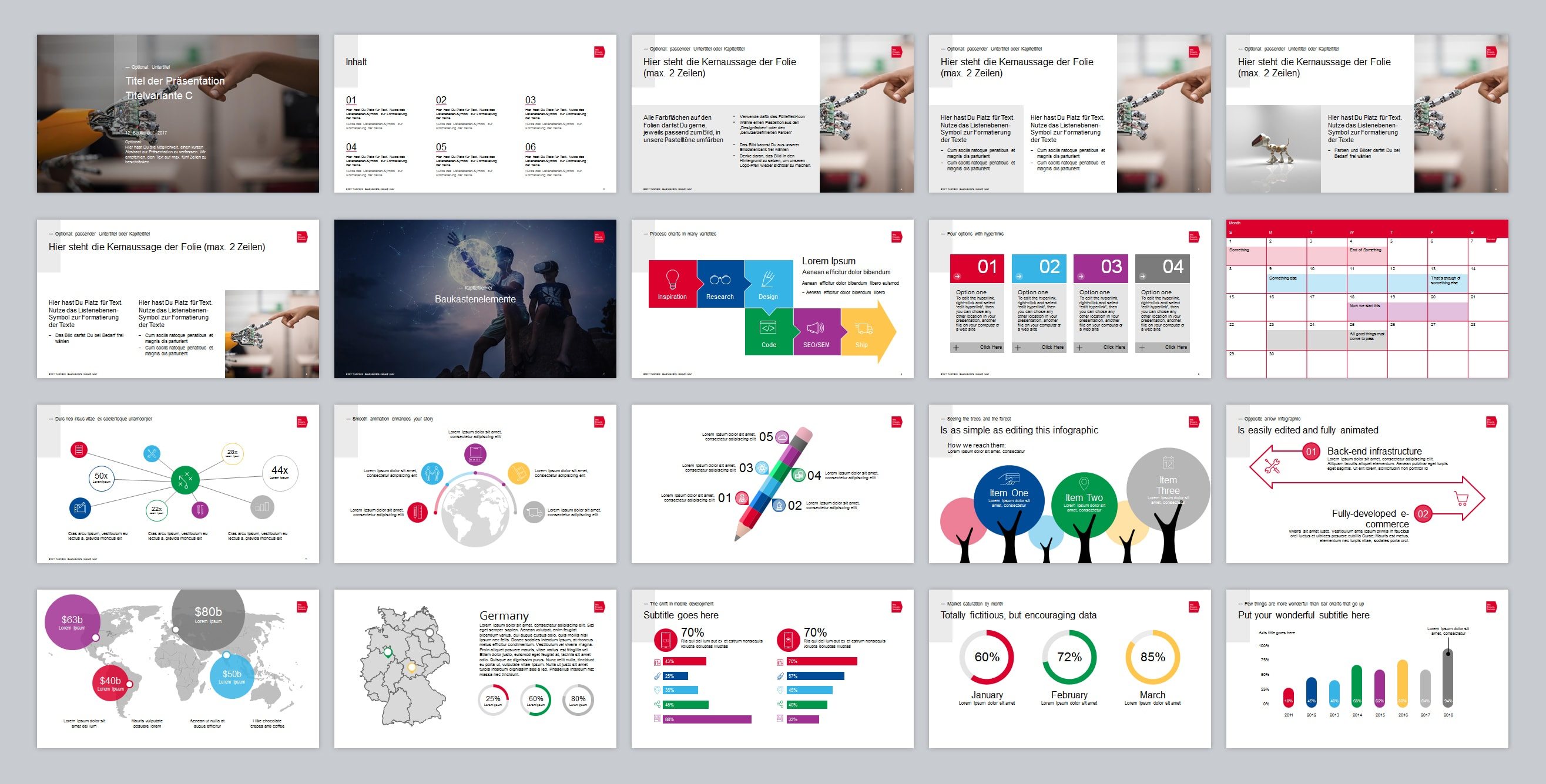 PowerPoint Design - metafinanz
