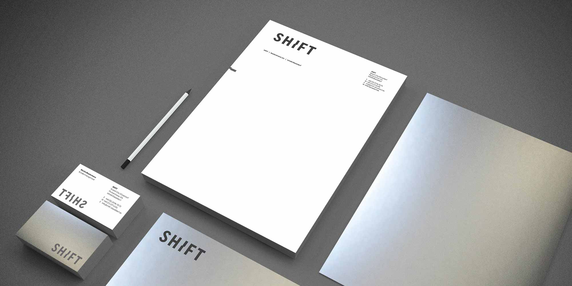 SHIFT Paper Design