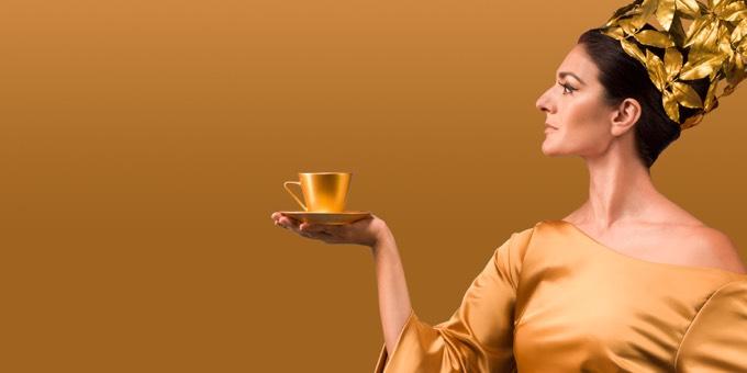 Kaffeesiederball Design