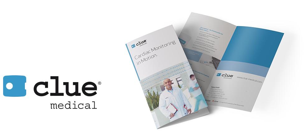 clue medical Corporate Design