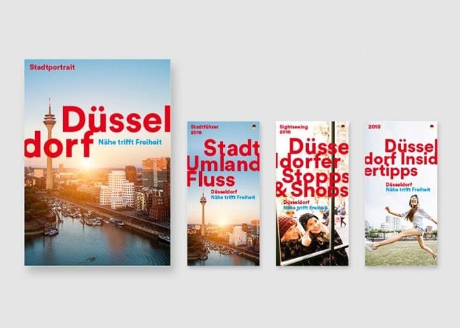 EinClaimfürDüsseldorf – Brand Design – Booklet Collection