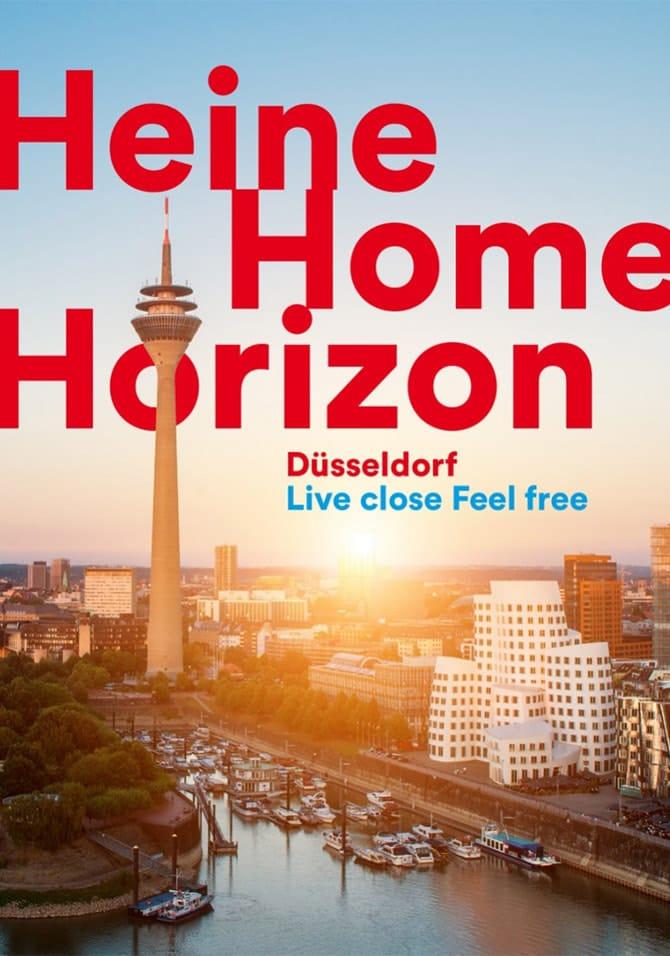 Ein Claim für Düsseldorf – Cover Design für Booklet
