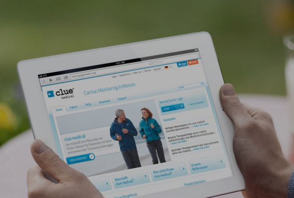 clue medical Corporate Design