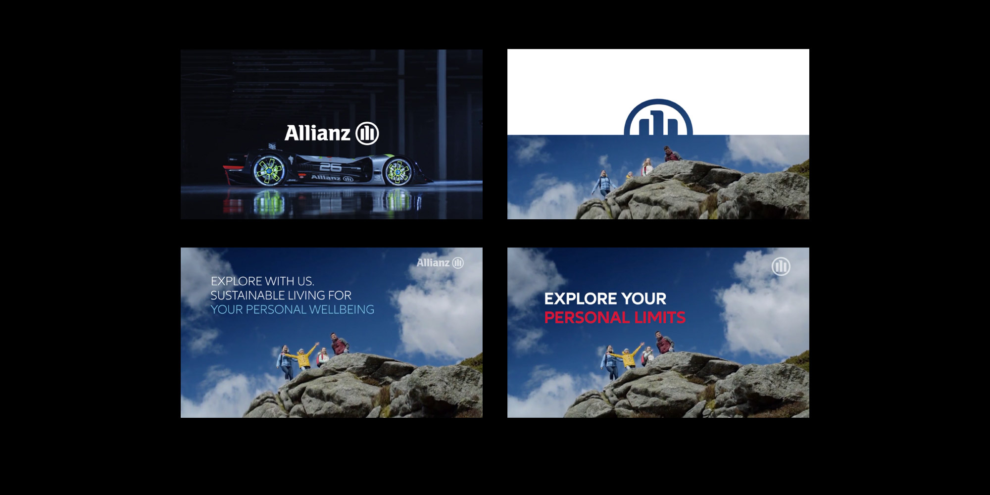 Allianz – Motion Design Video- & Soundbranding