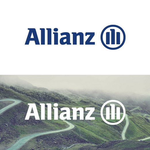Allianz – neues Logokonzept