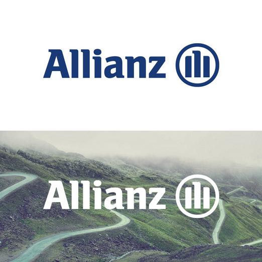 Allianz – neues Logokonzept