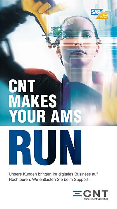 CNT – Imageplakat Design für öffentliche Räume