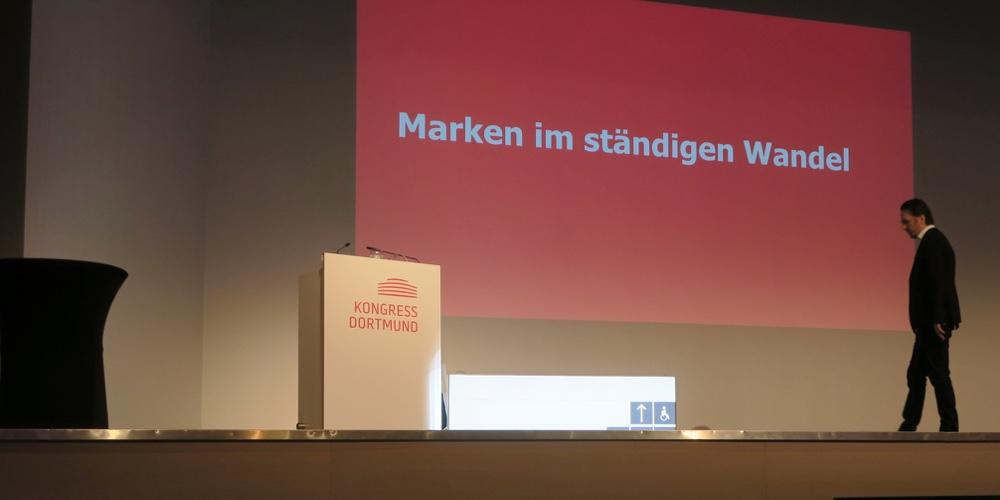 Düsseldorf Standortseite Bild von einer Präsentation