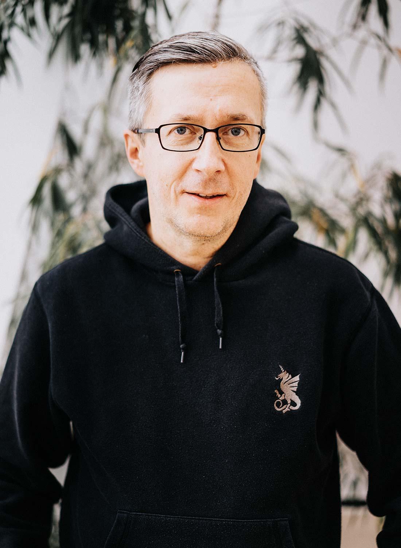 Geschäftsführer Wien Ewald Pichler Portrait-Foto