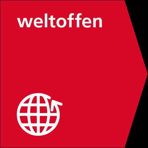 metafinanz – Brand Identity Werte – Weltoffen