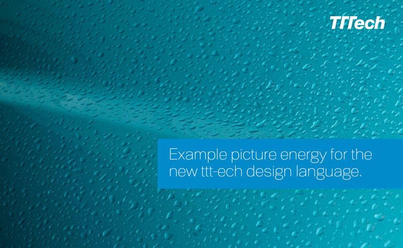 TTTech – Bildkonzept – Image – Auto mit Wassertropfen
