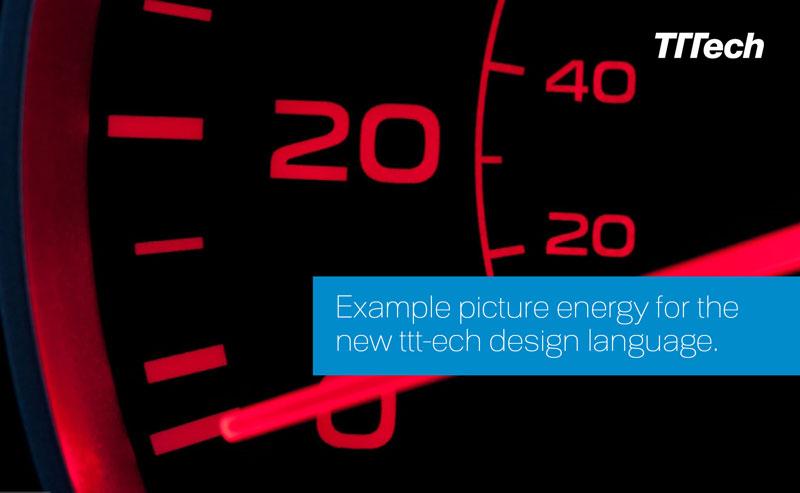 TTTech – Bildkonzept – Image – Speed
