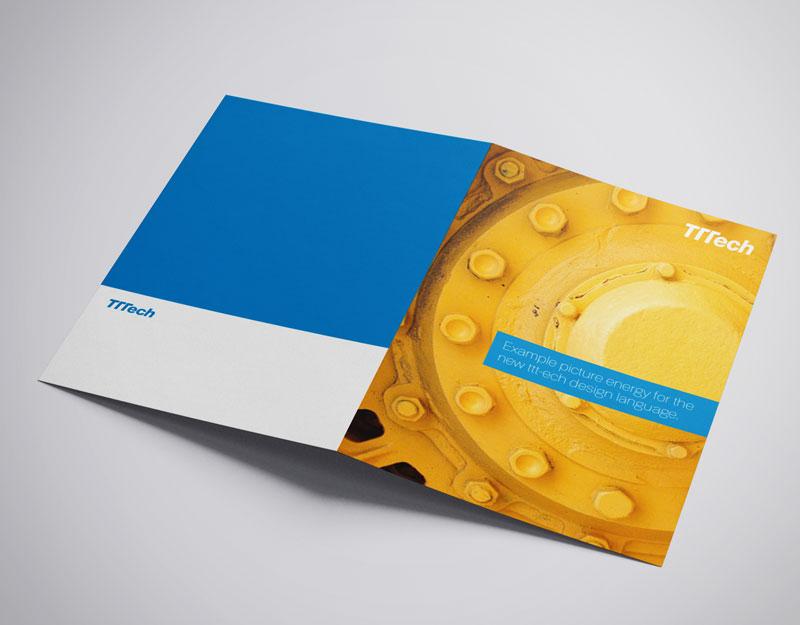 TTTech – Folder Design