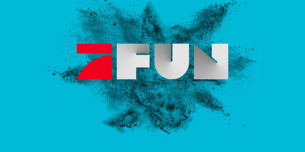 ProSieben FUN Channel Branding